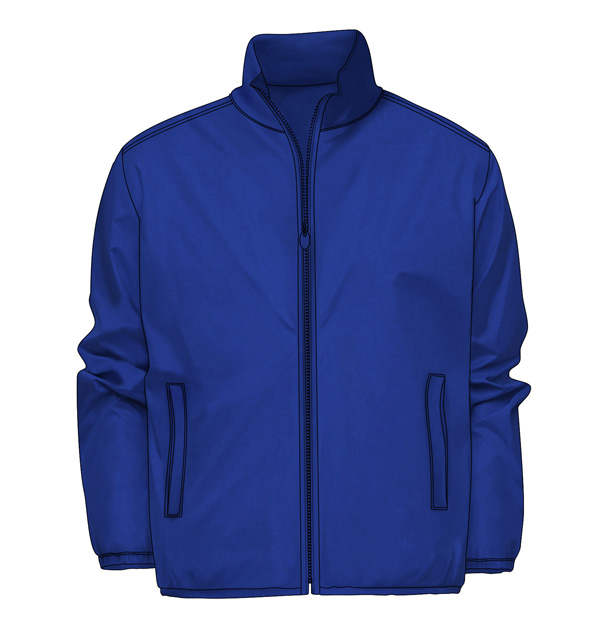 Classic-jacket-blue-front