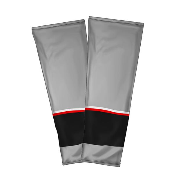 Ice-hockey-Socks-gray