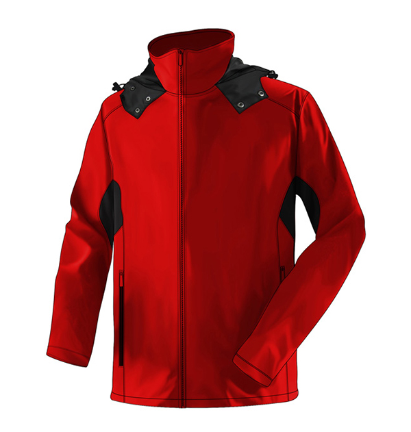 Top-Outdoor-rainjacke-2front