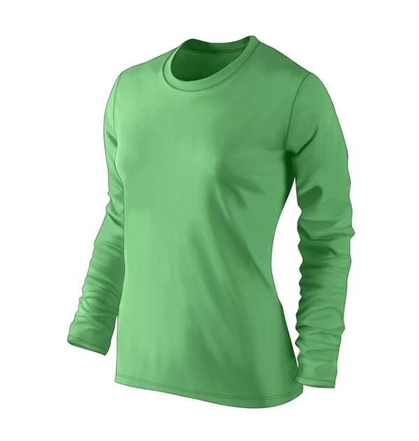 long-sleeve-t-shirt-F-green