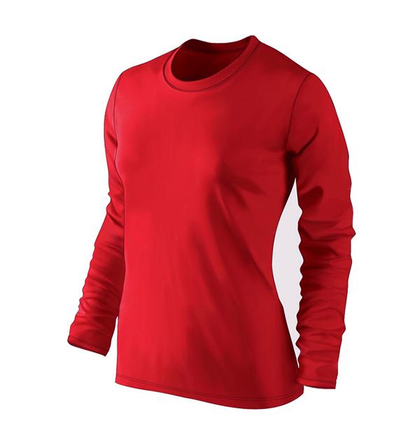 long-sleeve-t-shirt-red